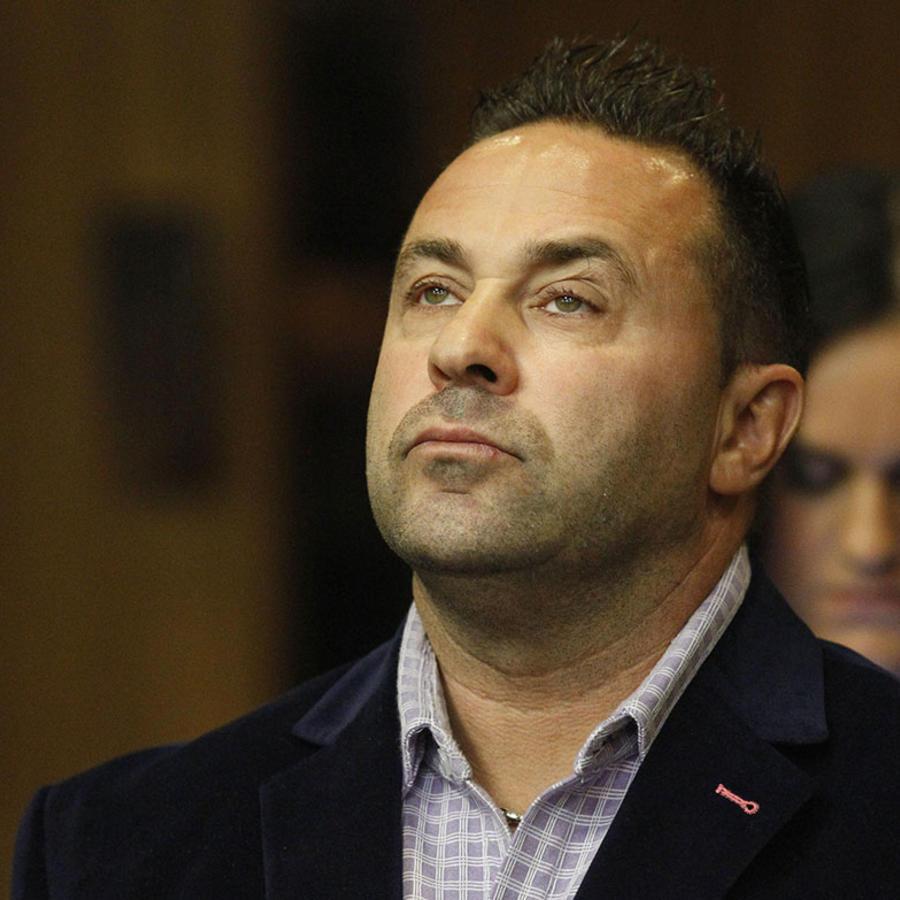 """El actor italiano Giuseppe """"Joe"""" Giudice en una foto de archivo durante una audiencia en la Passaic County Courthouse en Nueva Jersey."""