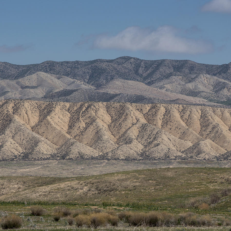 Exploring Carrizo Plain National Monument