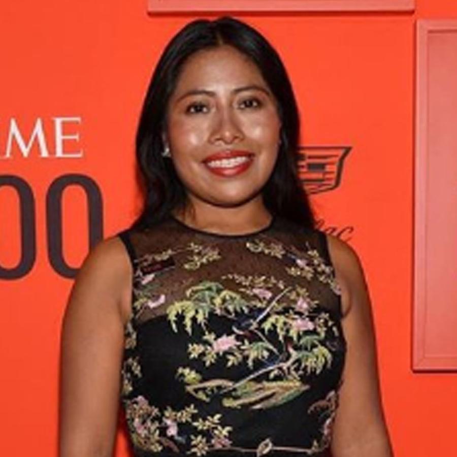 Yalitza Aparicio brilló en la gala que ofreció la revista Time