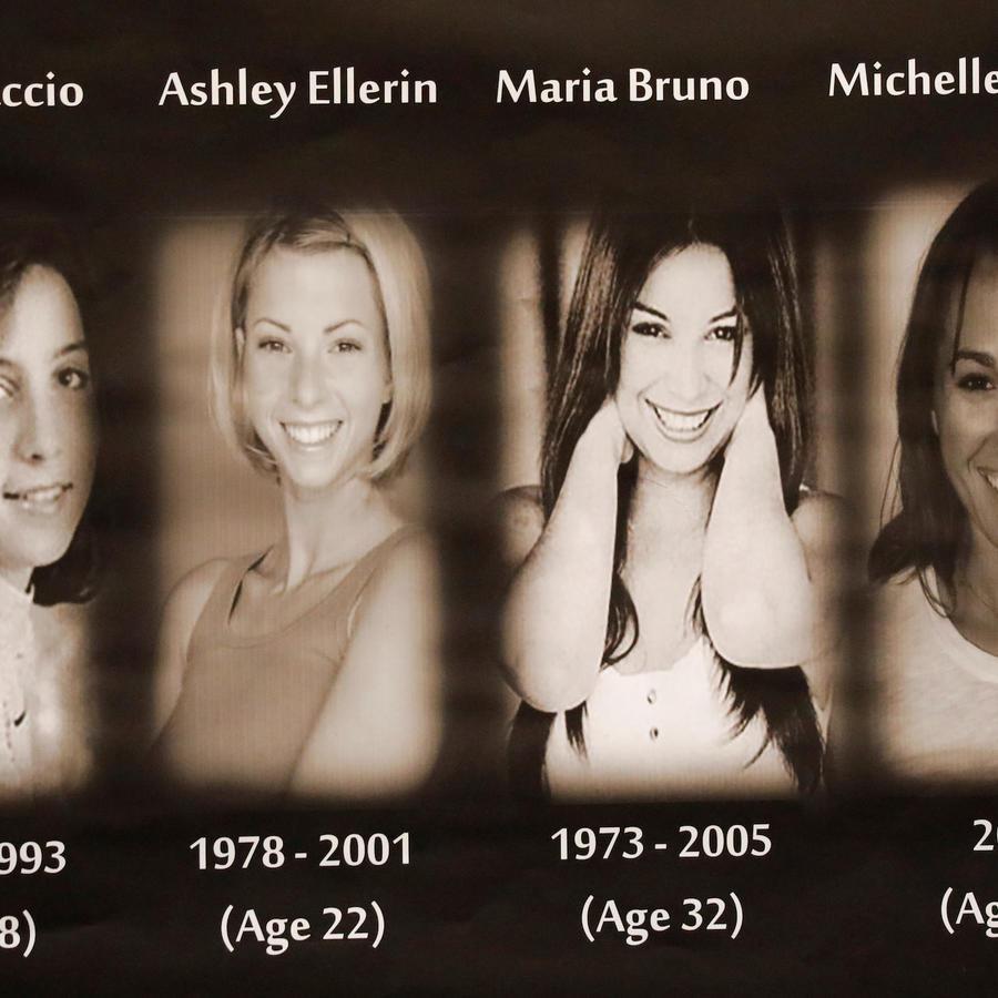 Fotos de las víctimas.