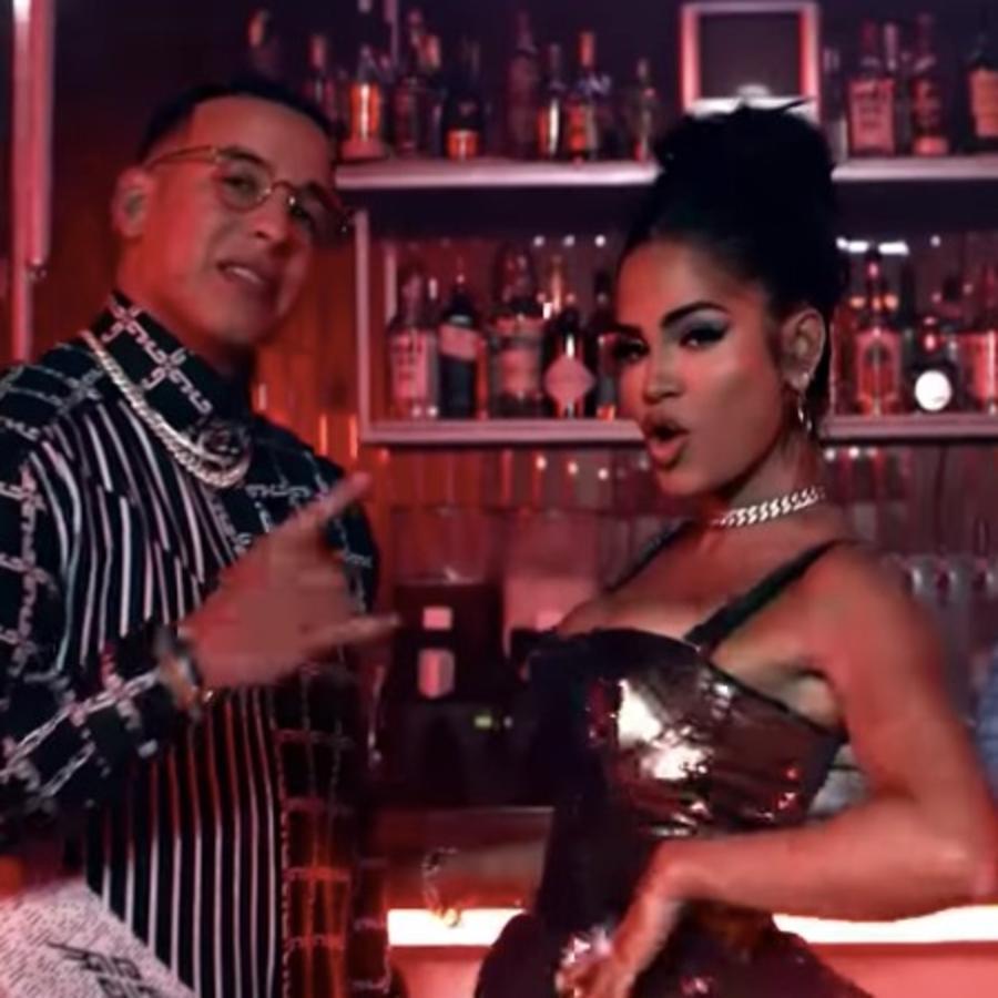 Pitbull, Daddy Yankee, and Natti Natasha team up for new video.