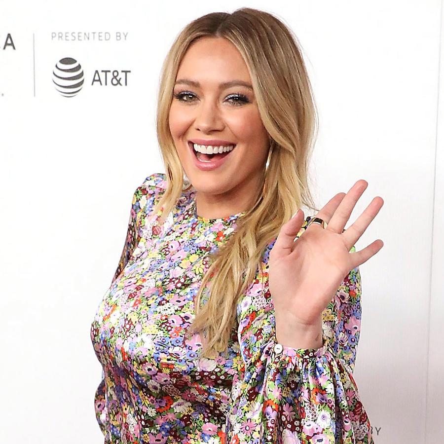 Hilary Duff en el festival Tribeca