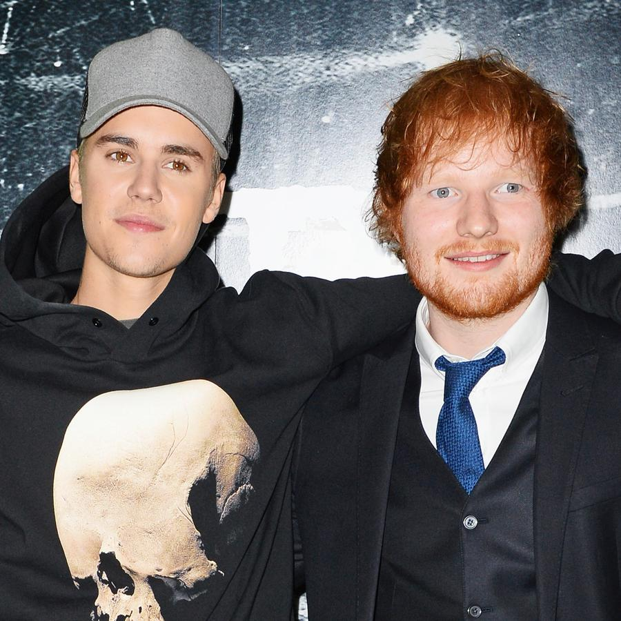 Ed Sheeran and Justin Bieber team up for new song