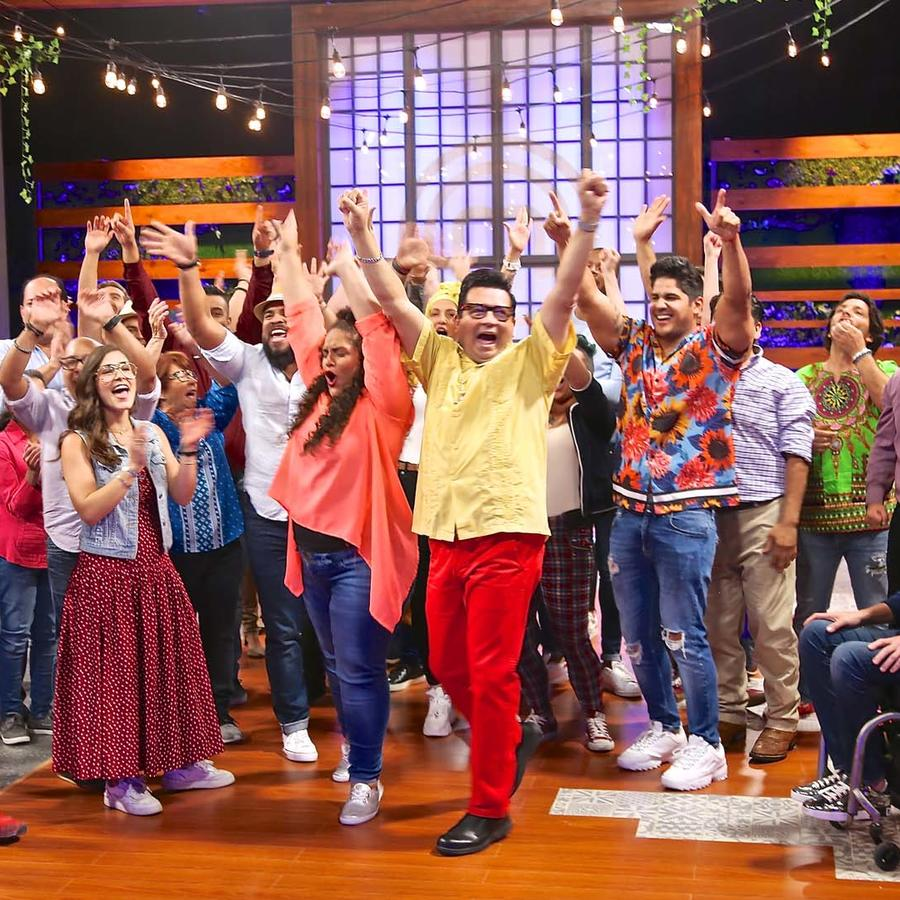 Gran inicio de la segunda temporada de MasterChef Latino