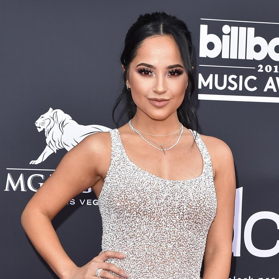 Becky G joins Zayn on Aladdin song