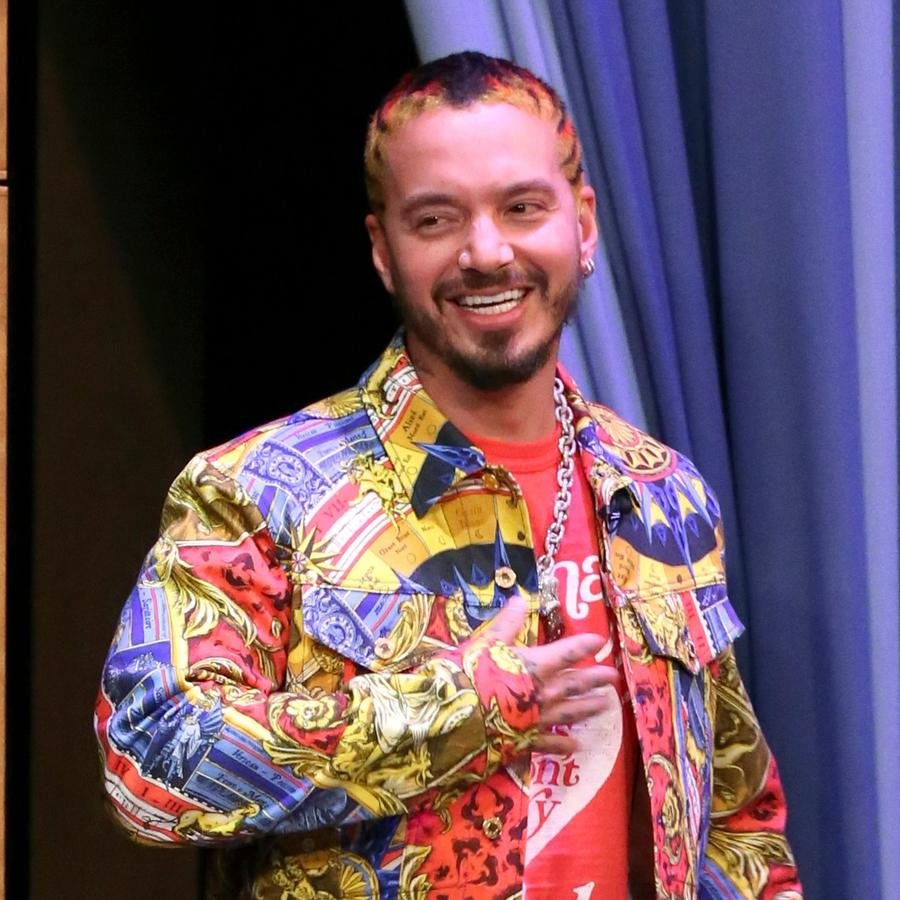 J Balvin on The Tonight Show Starring Jimmy Fallon
