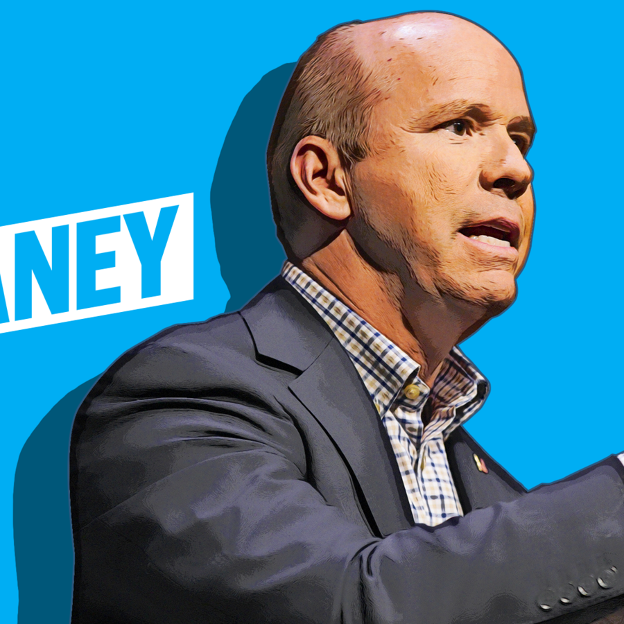 John Delaney, candidato demócrata a la presidencia de EEUU 2020