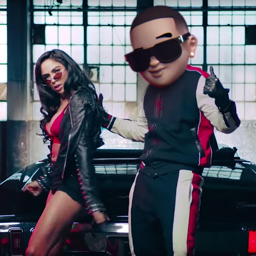 "Daddy Yankee video ""Con Calma"""