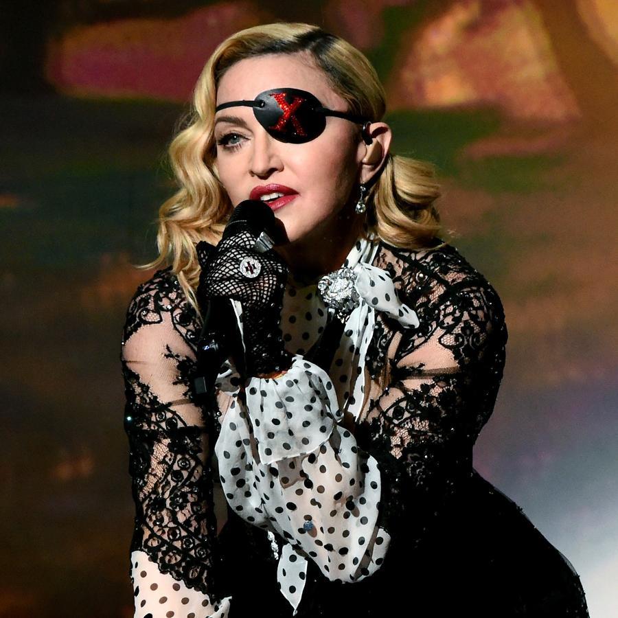 Madonna at the 2019 Billboard Music Awards