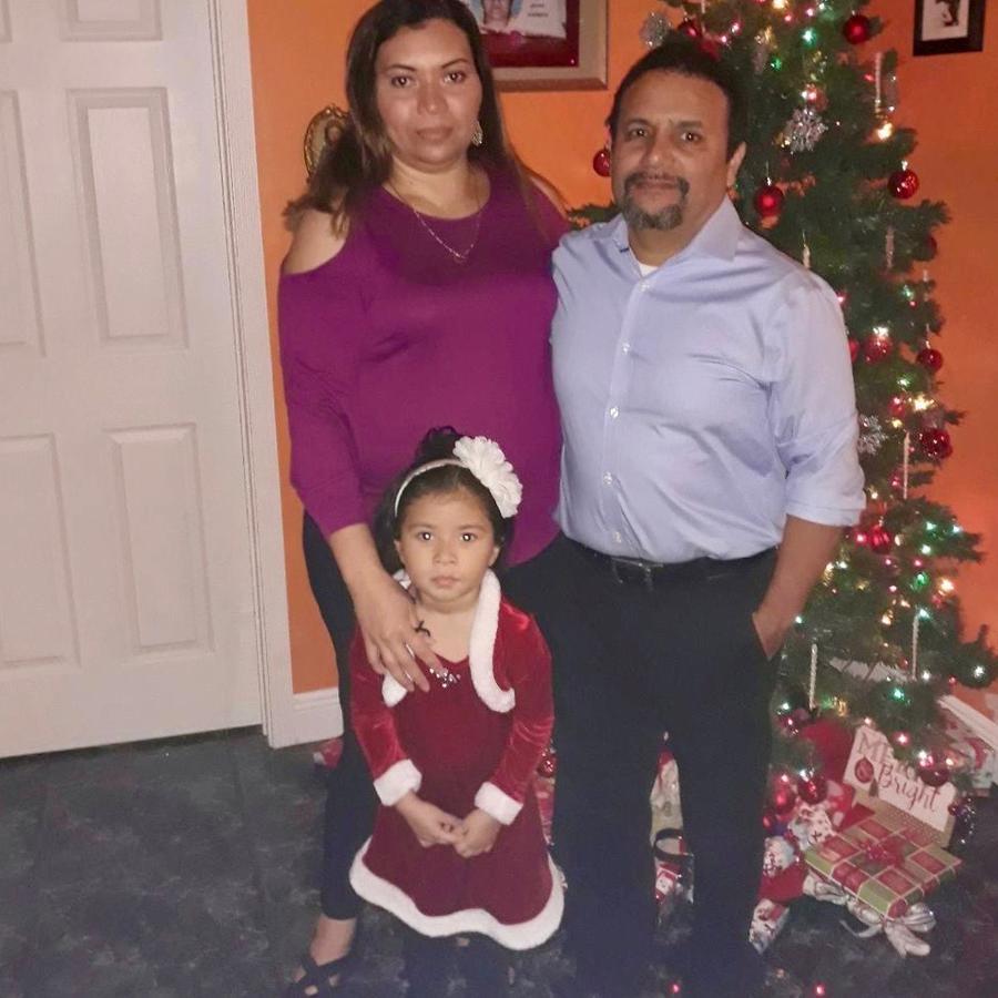 Lily Montalván pide a la Administración reabrir caso de su esposo deportado a Perú, para que pueda regresar a EEUU con su familia
