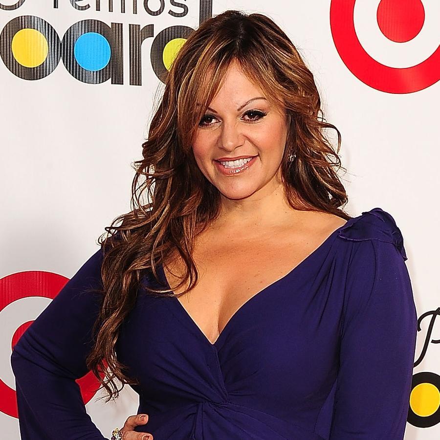 Jenni Rivera attends the 2009 Billboard Latin Music Awards