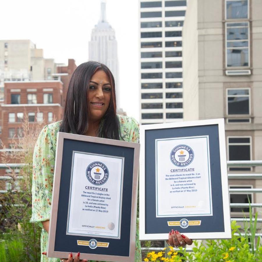La India gets Guinness World Record