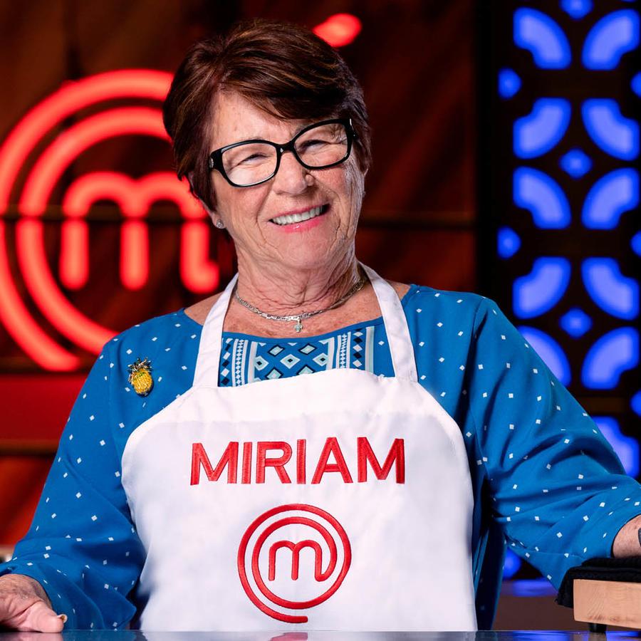 Miriam Palomino se ganó el cariño de todos