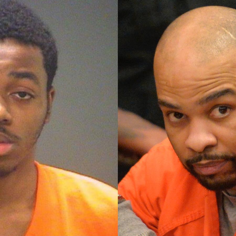 Jalen Plummer y Michael Madison padre e hijo acusados de asesinato