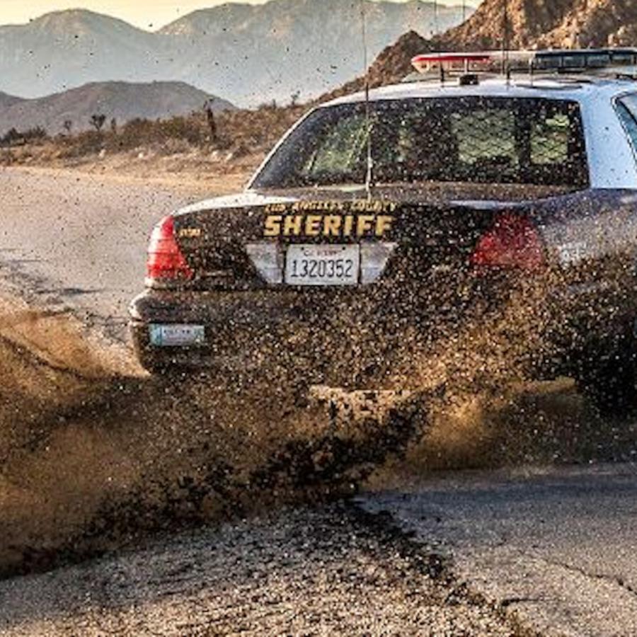 Imagen promocional de la Oficina del Sheriff de Los Ángeles Este.