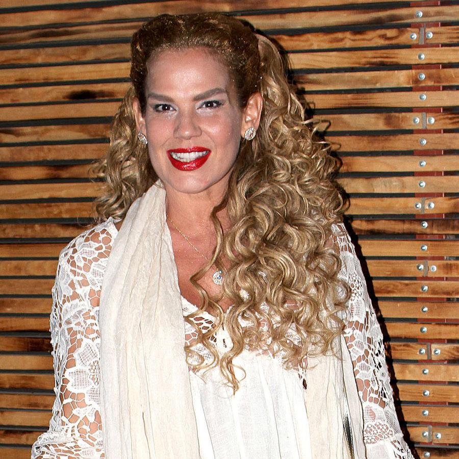 Niurka Marcos en el estreno de Aventurera en 2017