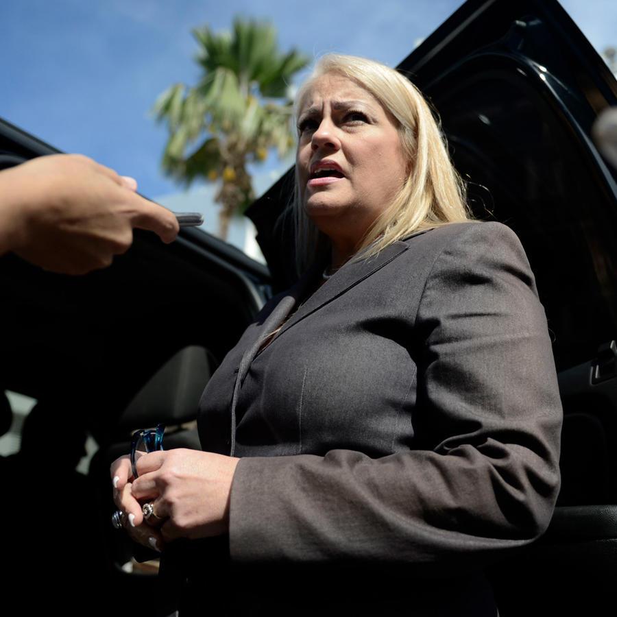 Wanda Vázquez, futura gobernadora interina de Puerto Rico