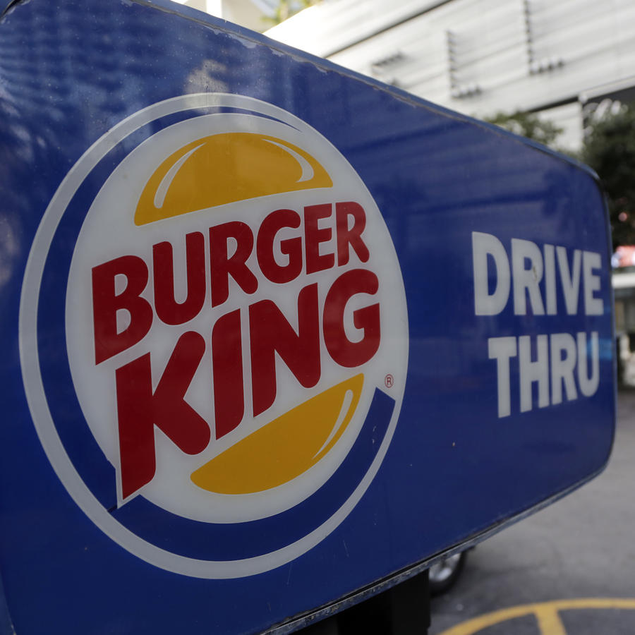 Imagen de archivo de un restaurante de Burger King.