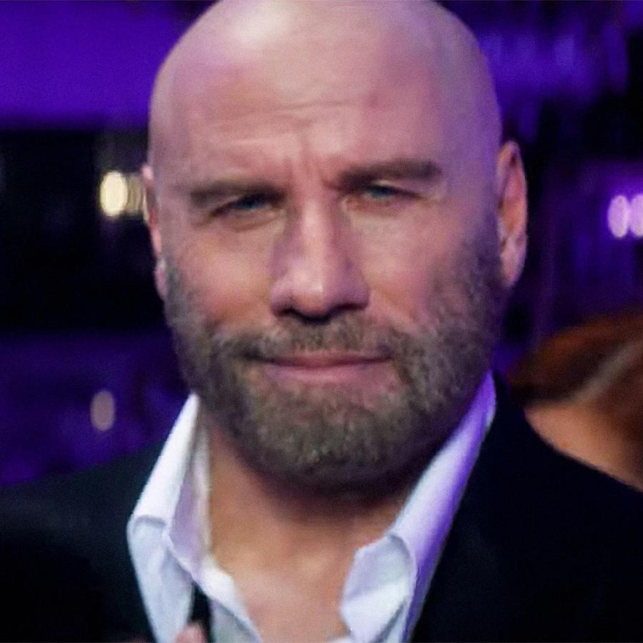 John Travolta in Pitbull music video