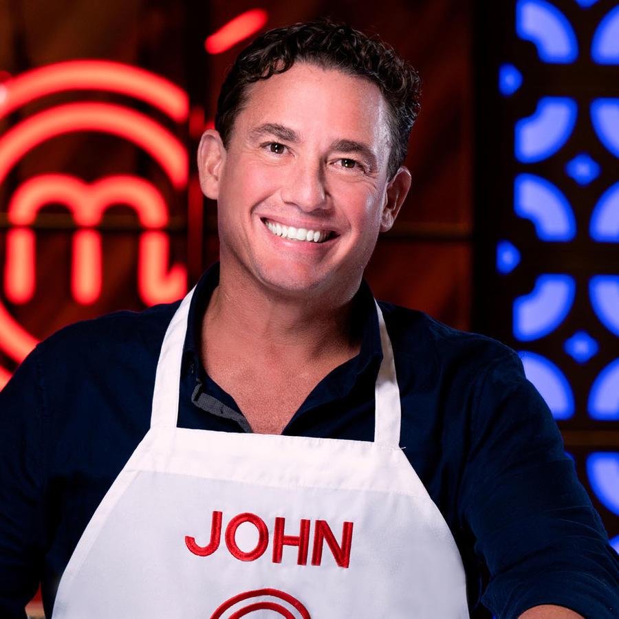 John Pardo, finalista de MasterChef Latino 2