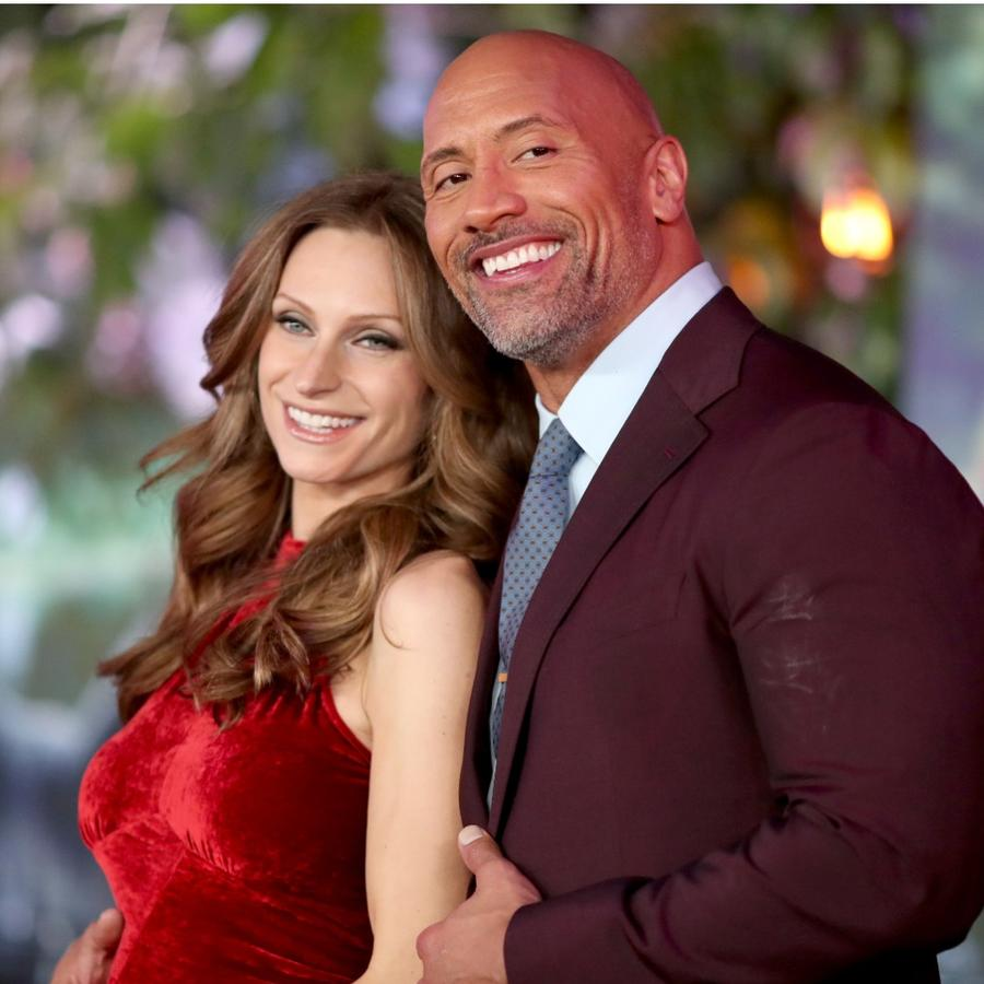 "Dwayne ""The Rock"" Johnson Marries Longtime Girlfriend Lauren Hashian in Hawaii"