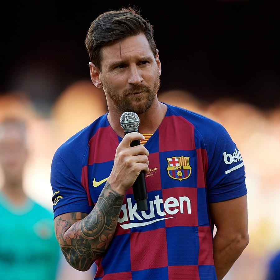 Cirque Du Soleil announces Messi-inspired show