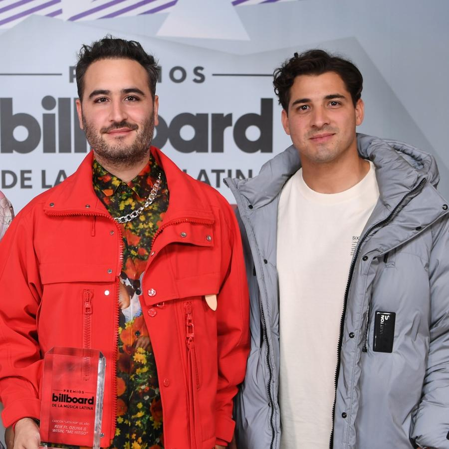 Reik at the 2019 Billboard Latin Music Awards