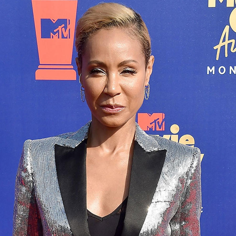 Jada Pinkett Smith en los MTV Movie & TV Awards 2019