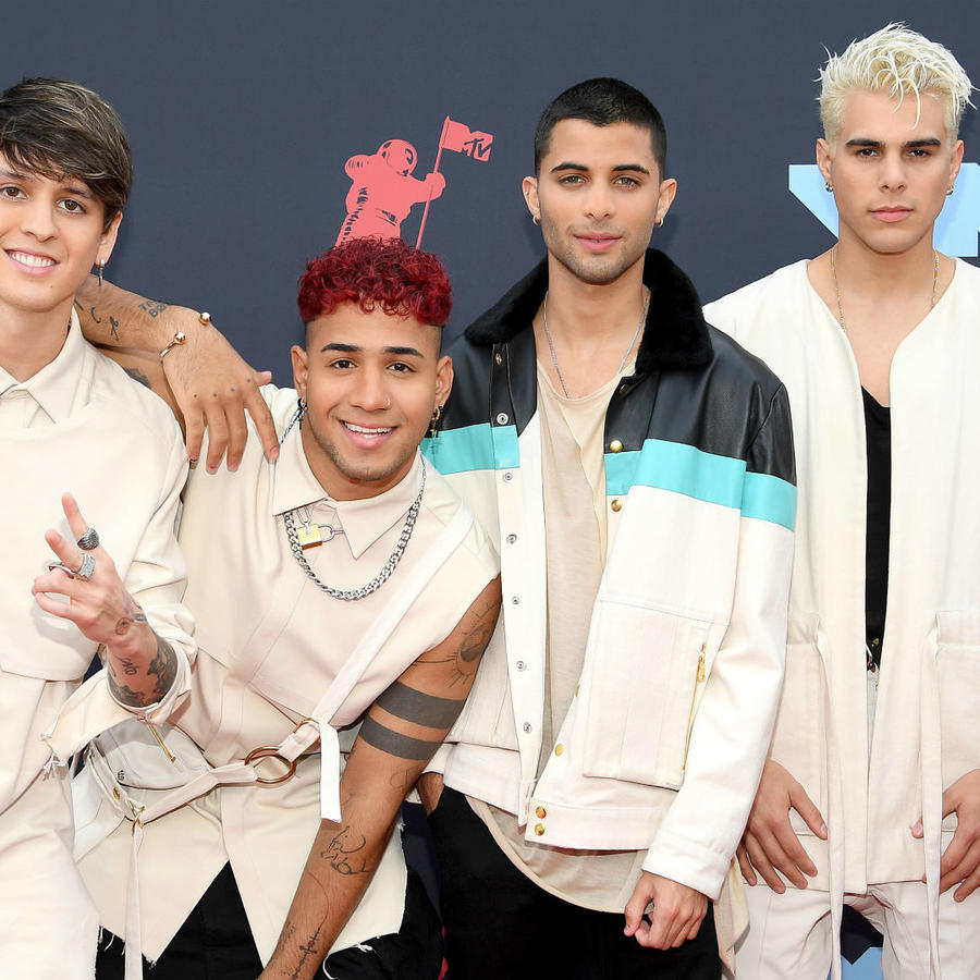 CNCO Rocked The Pre-Show at The 2019 MTV VMA's