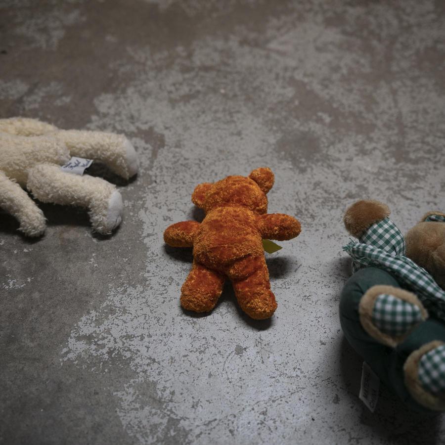 Imagen de archivo de osos de peluche.