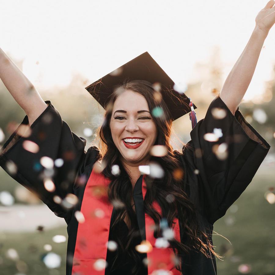 Graduada universitaria
