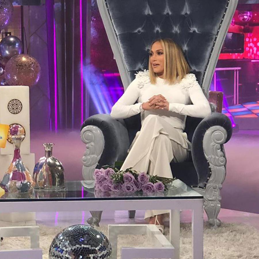 Jennifer Lopez en Un Nuevo Día