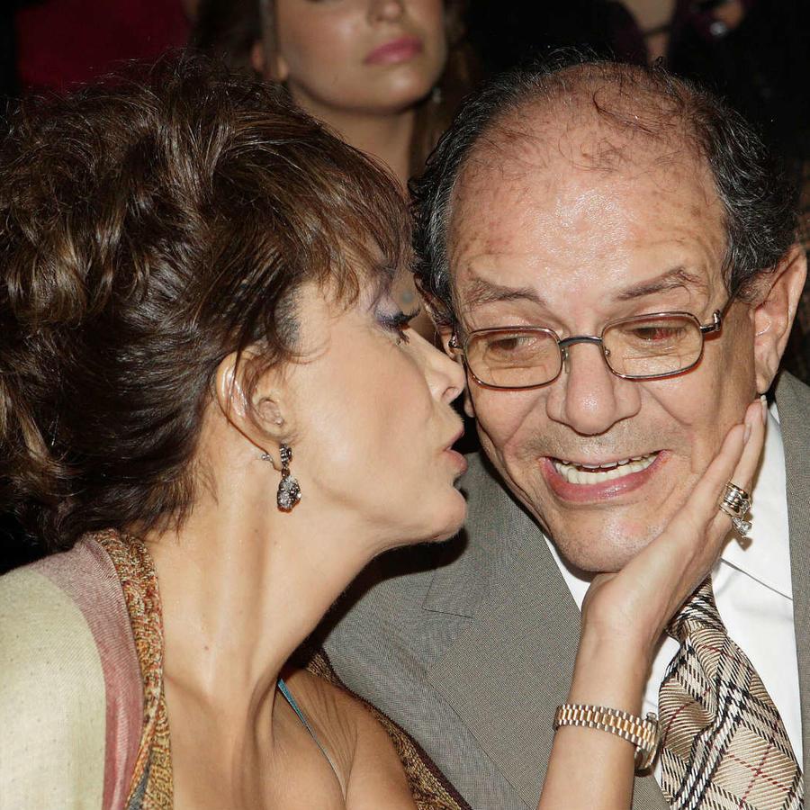 Muere el esposo de María Antonieta de las Nieves.