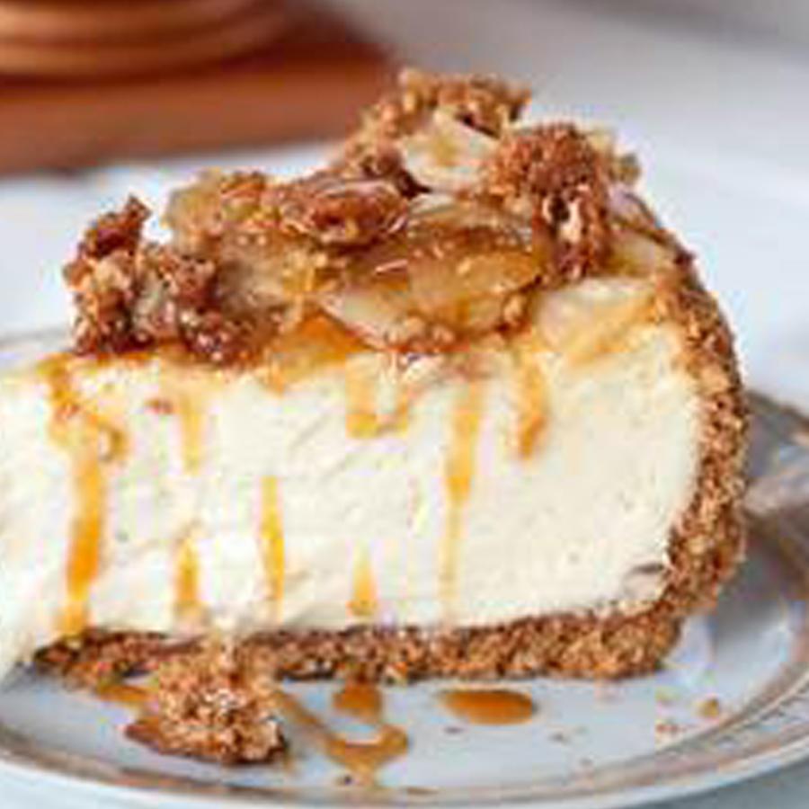 Caramel Apple Cheesecake Cheerios