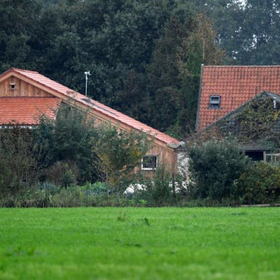 Granja donde una familia vivió aislada durante 9 años en Holanda