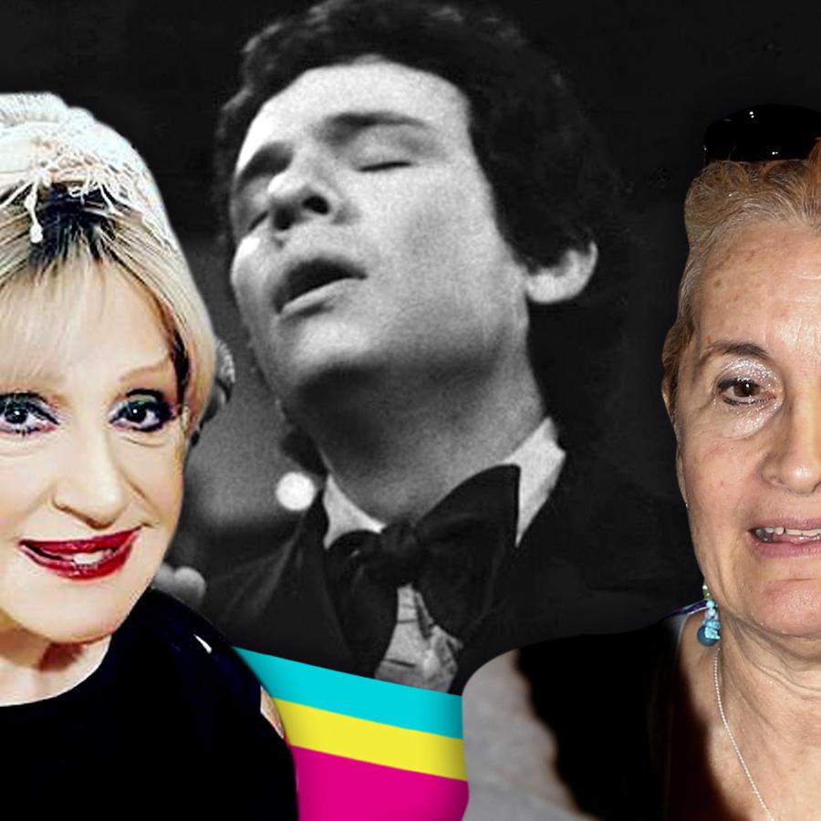 José José, Anel y Sara