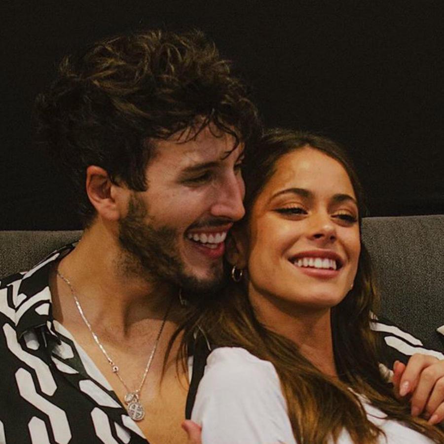 Tini Stoessel y Sebastián Yatra