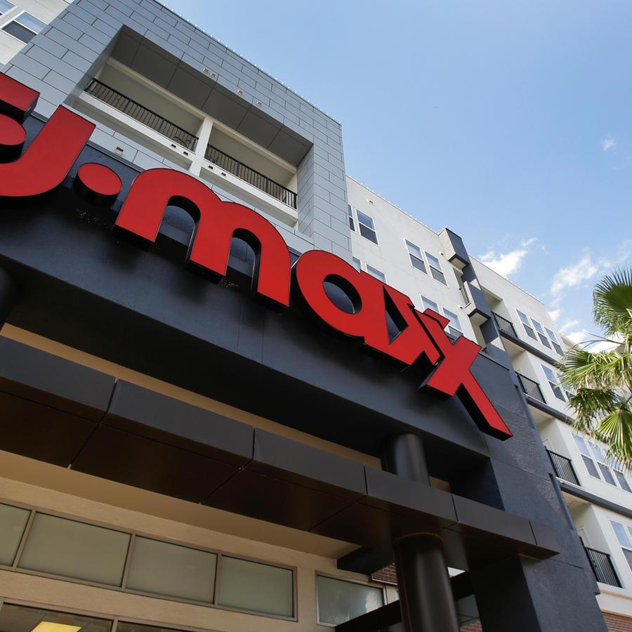 Una tienda de TJ-Maxx en una imagen de archivo