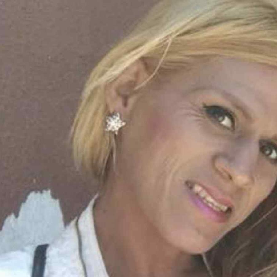 Roxana Hernández, en una imagen de archivo.