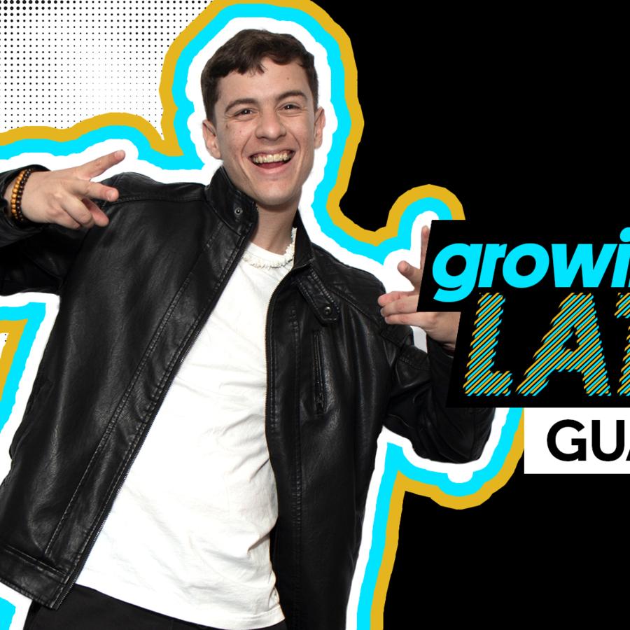 Guaynaa on Growing Up Latino