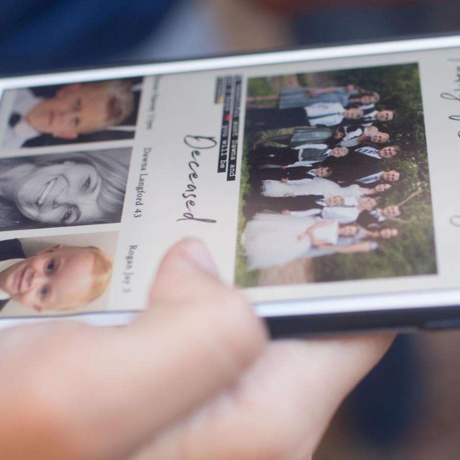 Víctimas de la familia Lebaron que fueron masacrados en México