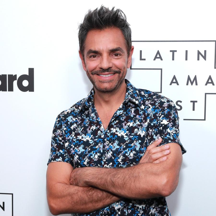 Eugenio Derbez at the Billboard Latin AMAs Summit in Los Angeles