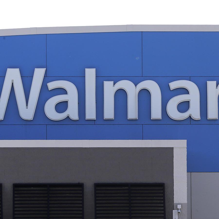 Imagen de archivo de una tienda de Walmart en Walpole, Massachusetts.