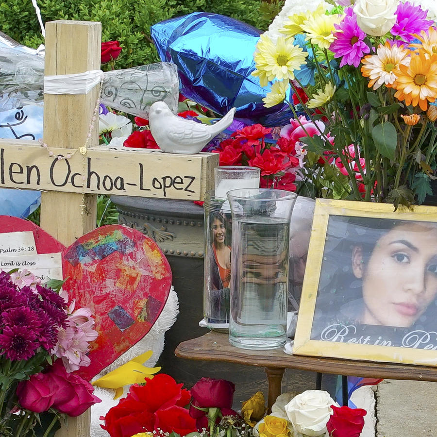 Altar a Marlen Ochoa López