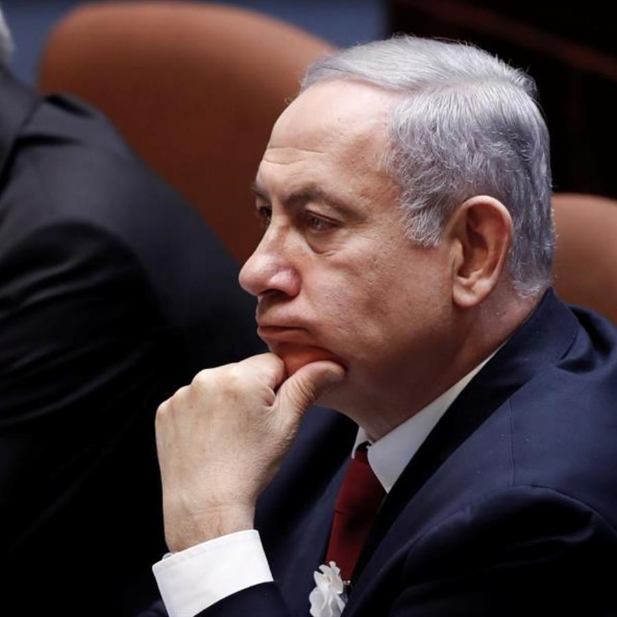 El primer ministro israelí Benjamin Netanyahu.