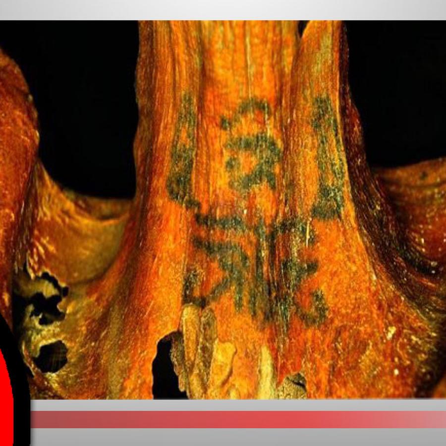 Tatuajes egipcios momias