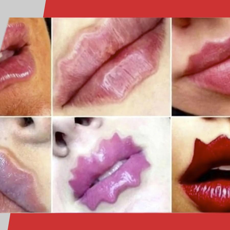 Devil lips