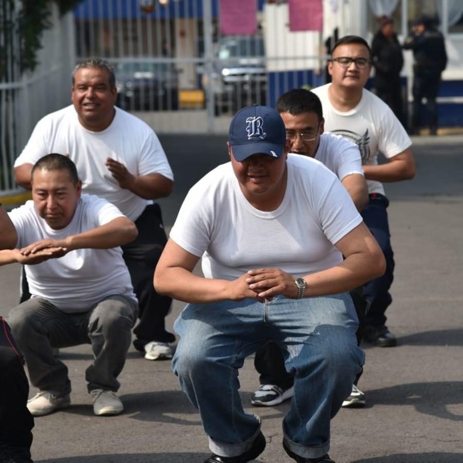 MEXICO-HEALTH-POLICE-OBESITY