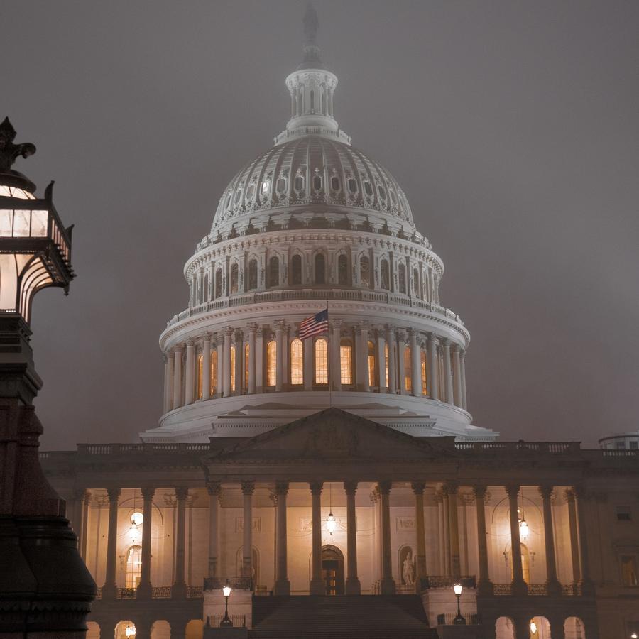 Fotografía de archivo del Capitolio