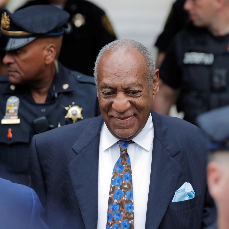 El comediante Bill Cosby comparece en corte/Reuters, archivo